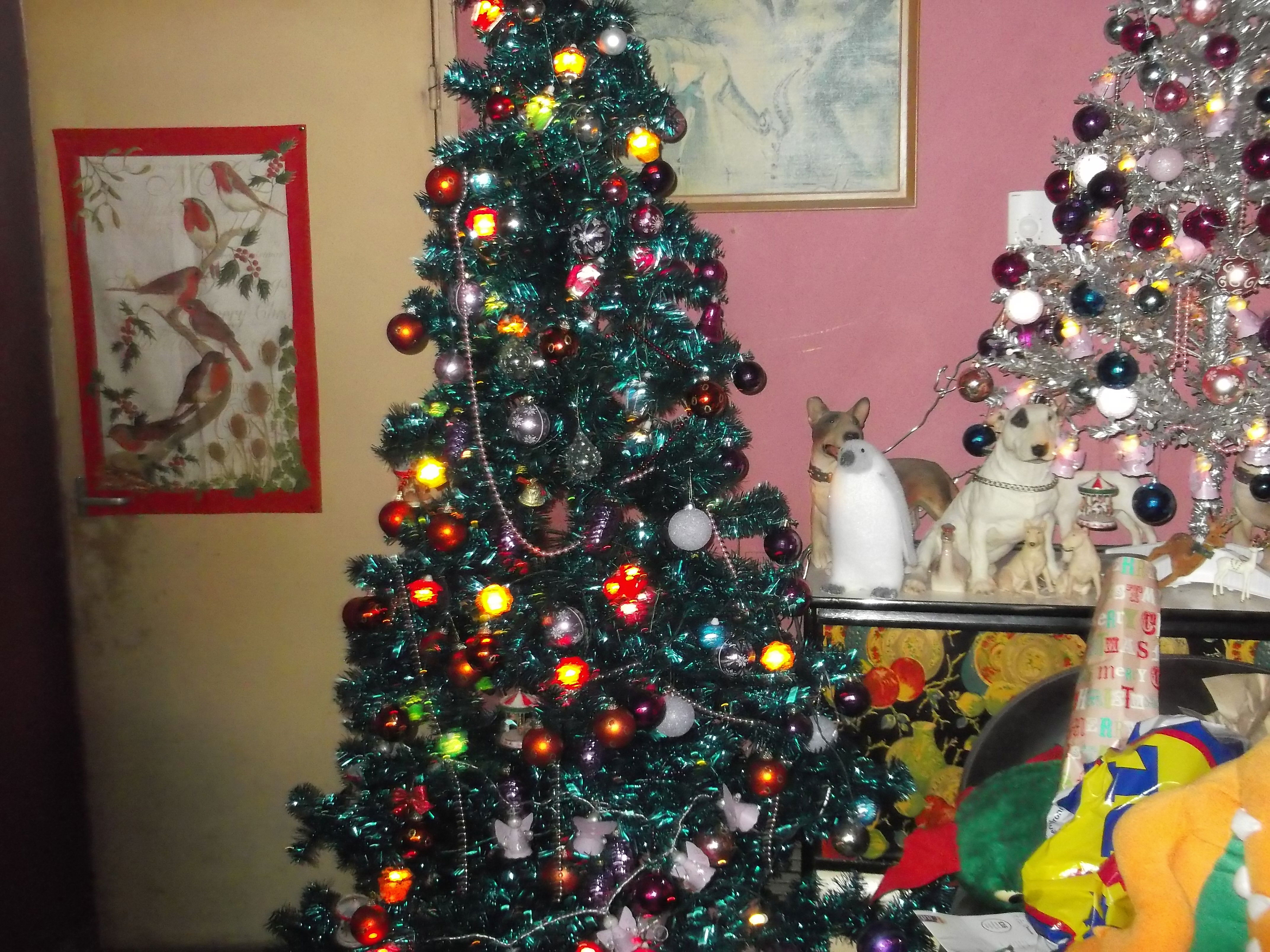 the silver christmas tree and the pifco lights the first lights came out at the turn of the last centery there was many desings many the screw in cone type
