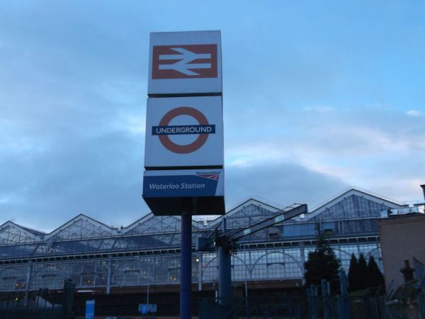 this is one of the many rail stations in the area this is waterloo
