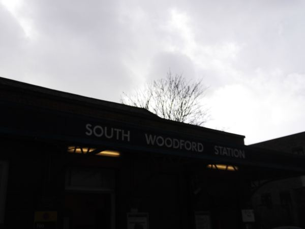 this is south woodford in essex just outside eastern londonas i reaturn from 1982 to walk again with southwoodford men dynnargh welclome falite croeso