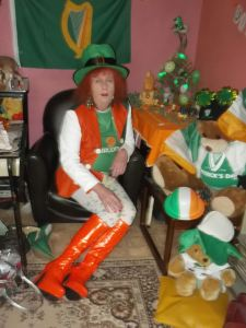 SAINT PATRICS DAY PATRON SAINT OF IRELAND MARCH 17TH