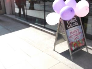 what loverly purpleand pink balloons