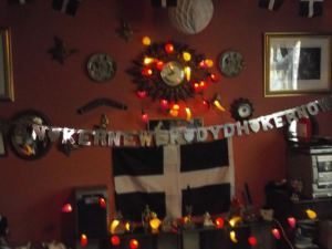 SAINT PERANS DAY MARCH 5TH HES THE PATRON SAINT OF CORNWALL