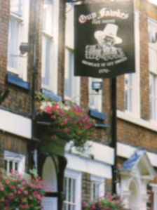 The pub named after him in Yorke